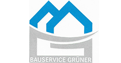 logo bauservice gruener