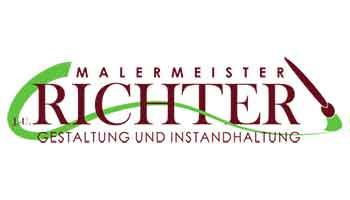 logo malermeister richter